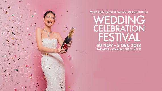 Event Minggu Ini : Wedding Celebration Festival 2018