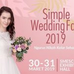 Simple Wedding Fair 2019, Persiapan Pernikahan Cuma 1 Hari!